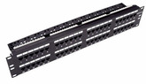 DynaCable 48-Port Category 6 Patch Panel