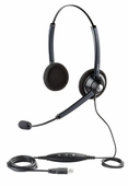 Jabra BIZ 1900 USB Duo Headset (1989-829-107)