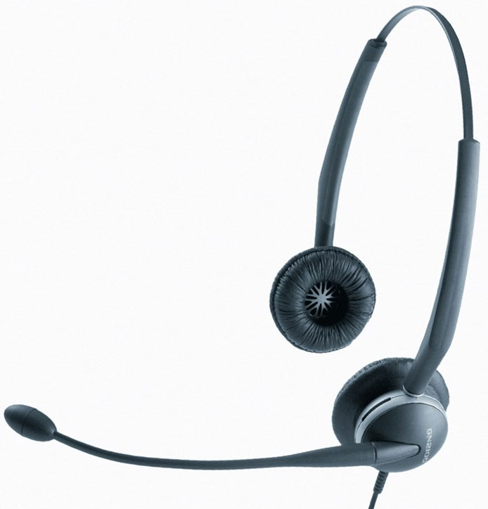 Jabra GN2125 Duo Noise Canceling Headset (01-0247