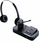 Jabra PRO 9450 DUO Wireless Headset (9450-69-707-105)