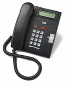 Nortel Norstar T7100 Telephone (NT8B25) Charcoal