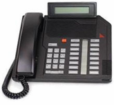 Nortel Meridian M2616 w/Display Telephone (NT9K16AC)