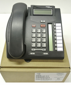 Nortel Norstar T7208 Telephone (NT8B26) Charcoal