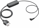 Plantronics APC-82 Electronic Hook Switch Cord (201081-01)