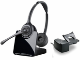 Plantronics CS520 Wireless Headset with Handset Lifter (84692-11)