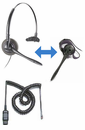Plantronics H141N Headset Package for Avaya Digital and IP Phones