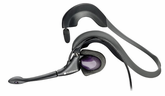 Plantronics H181N DuoPro Noise-Canceling Headset (62800-01)