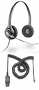 Plantronics HW261 Headset Package for Polycom SoundPoint IP and VVX Phones