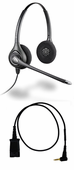 Plantronics HW261N Headset Package for Cisco SPA Series IP Phones