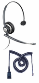 Plantronics HW291N Headset Package for Cisco SPA Series IP Phones
