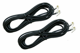 Polycom 15 Ft. Microphone Extension Cables (2200-41220-002)
