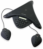 Polycom Soundstation Premier EX with External Microphones (2200-03200-001)