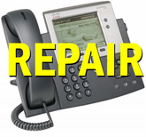 Repair: Cisco 7900 Series IP Telephones