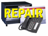 Repair: Definity Components and Telephones