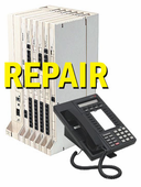 Repair: Merlin Legend Components and Merlin Telephones