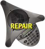 Repair: Polycom SoundStation VTX 1000