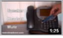 Video Overview: Avaya 5420 Digital Phone