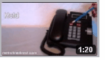 Video Overview: Nortel T7100 Digital Phone