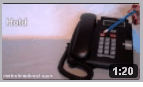 Video Overview: Nortel T7316E Telephone