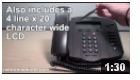 Video Overview: Polycom SoundPoint IP 320