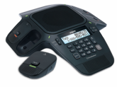 VTech ErisStation VCS704 Conference Phone with Four Wireless Mics