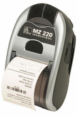 Zebra MZ 220 Mobile Printer (M2E-0UB00010-00)