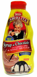 Abuelita Chocolate Syrup (Squeeze Bottle)