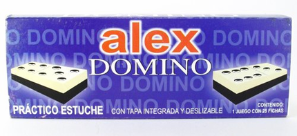 Alex Domino 28 fichas