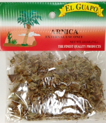 Arnica Flower External Use Only