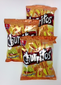Barcel Churritos Chile and Lime (Pack of 3)