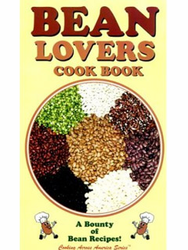 Beans - Bean Lovers Cook Book by Shayne K. Fischer