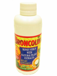 Broncolin Regular Cough Medicine