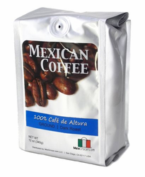 Cafe de Altura Mexican Coffee Ground