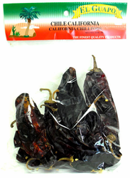 California Dried Chile Pepper