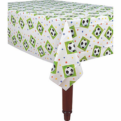 Championchip Soccer Plastic Table Cover