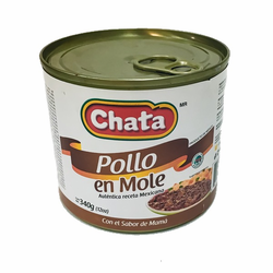 Chata Shredded Chicken with Mole Sauce