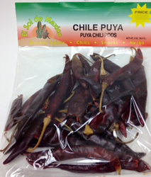 Chile Puya Dried Chile Pepper by El Sol de Mexico
