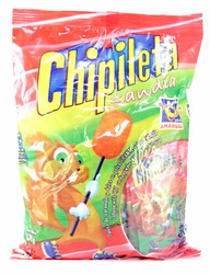 Chipileta Watermelon Lollipop and Hot Candy Powder (11.6 oz)