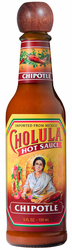 Cholula Hot Sauce with Chipotle