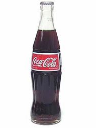 Coca Cola from Mexico (Pack of 6)