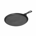Comal - Cast Iron Griddle by LODGE - Comal de Fierro Redondo