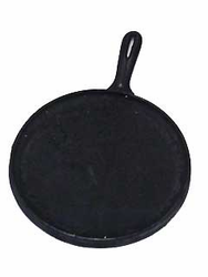 Comal - Cast Iron Plate Round