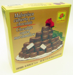 De la Rosa Chocolate Covered Marshmellow