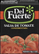 Del Fuerte Tomato Sauce Seasoned with Spices - Tetra Pak (Pack of 6) - image 1