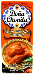 Doña Chonita Salsa Guajillo Pepper (Pack of 3)