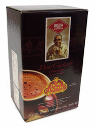Don Gustavo - Ground Traditional Mexican Chocolate