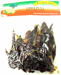 Dried Chile Puya Chili Pods