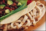 Easy Bake Pork Loin Fajitas