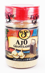 El Sol Granulated Garlic