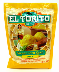 EL TORITO Sweet Corn Cake Mix